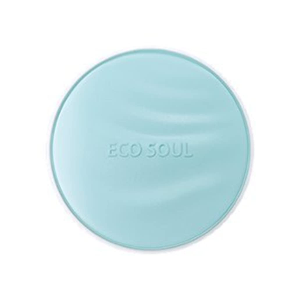 切り刻む米国物思いにふける[New] the SAEM Eco Soul Essence Cushion * Matt Longwear * 15g/ザセム エコ ソウル エッセンス クッション * マット ロングウェア * 15g (#23)...