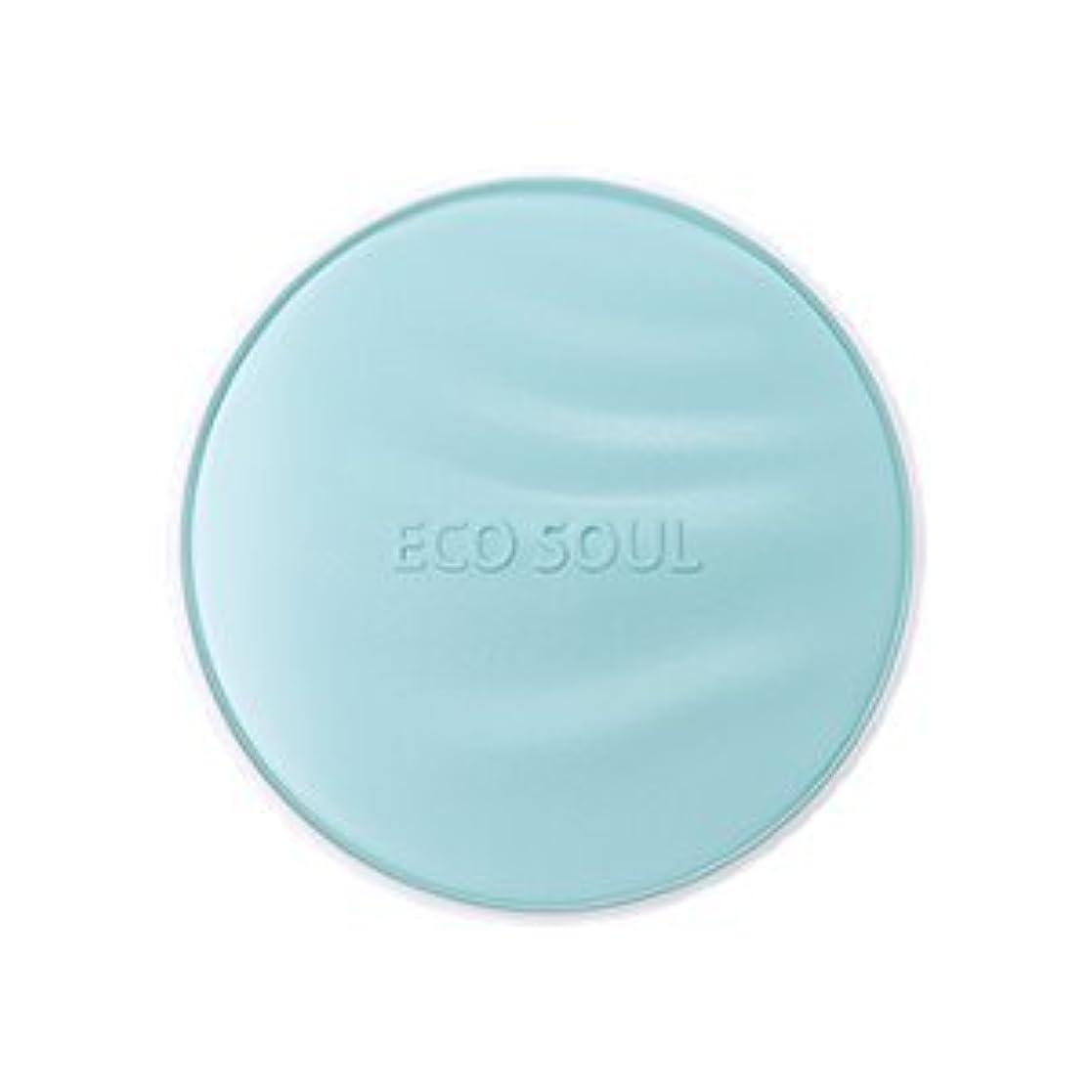 系譜軽蔑するキラウエア山[New] the SAEM Eco Soul Essence Cushion * Matt Longwear * 15g/ザセム エコ ソウル エッセンス クッション * マット ロングウェア * 15g (#23)...
