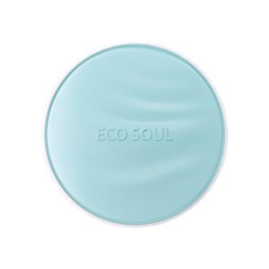 非武装化リハーサル遠征[New] the SAEM Eco Soul Essence Cushion * Matt Longwear * 15g/ザセム エコ ソウル エッセンス クッション * マット ロングウェア * 15g (#23)...