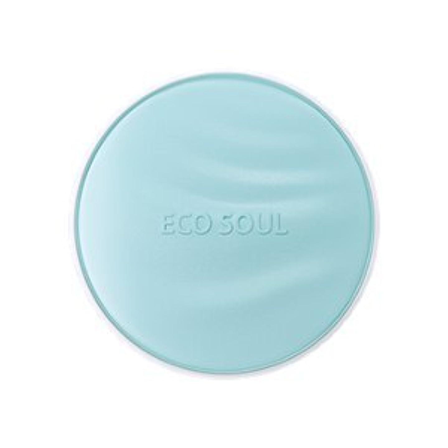 前奏曲暴力サリー[New] the SAEM Eco Soul Essence Cushion * Matt Longwear * 15g/ザセム エコ ソウル エッセンス クッション * マット ロングウェア * 15g (#23)...