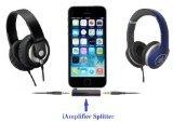 KOKKIA iAmplifier + Splitter : ポータブルヘッドホンアンプ+スプリッター。iPhone/iPad/Nokia/Android/Windowsスマートフォン/タブレット/すべての音楽デバイスやその他デバイスに対応。