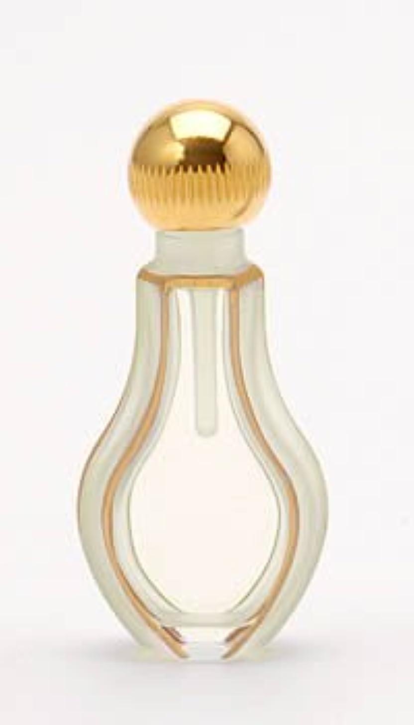 火曜日熟した精通したパースパフュームボトル ストリング カット 手描きゴールド