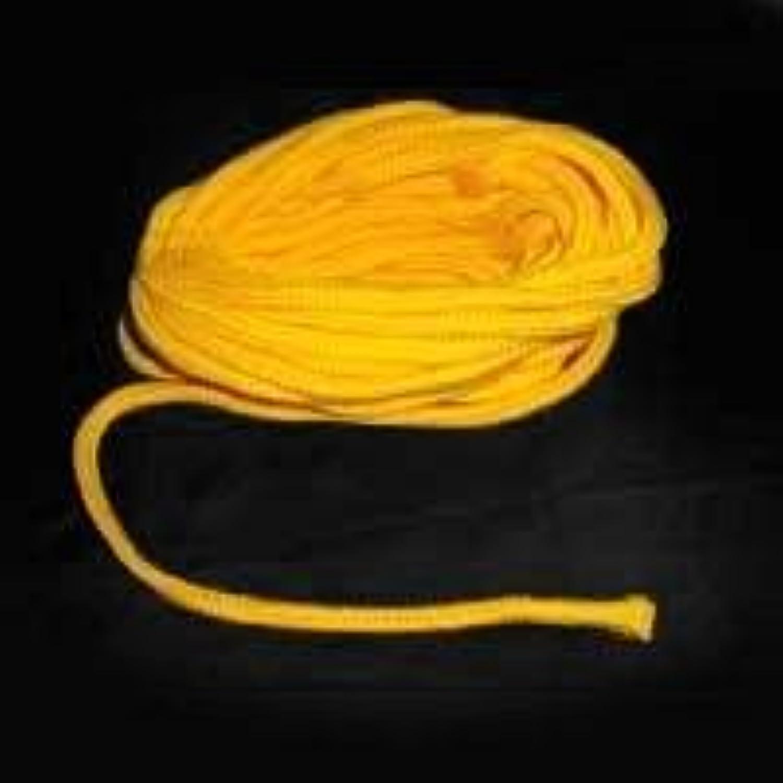 ★マジック?手品★ステージ用ロープ:黄(10m) ●P-33B4