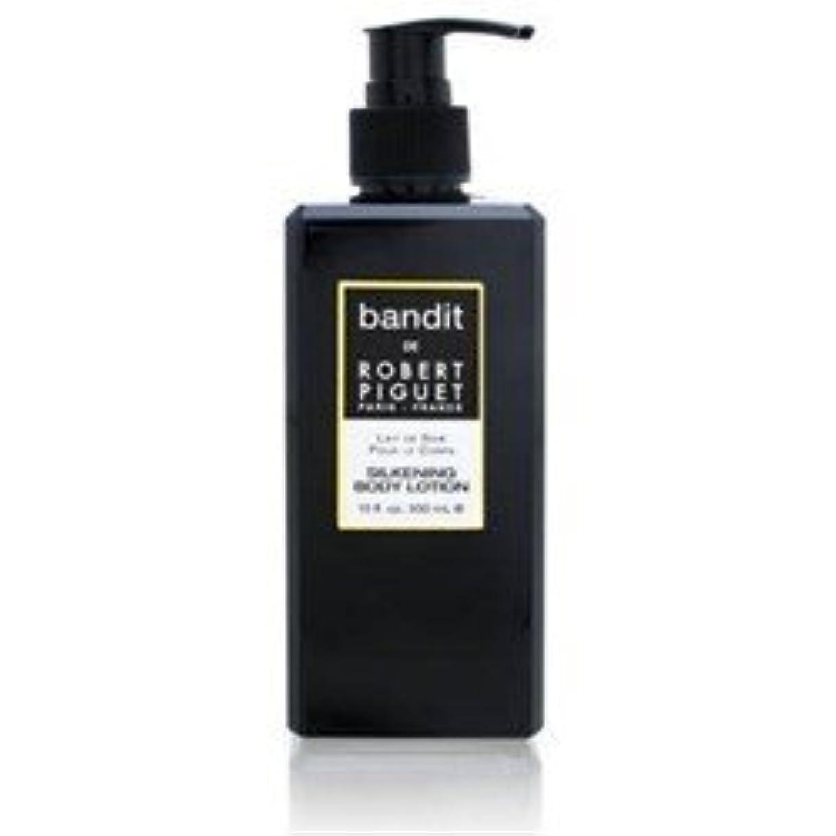 ワゴンかご同志Bandit (バンディット)10 oz (300ml) Body Lotion (ボディーローション) by Robert Piguet for Women