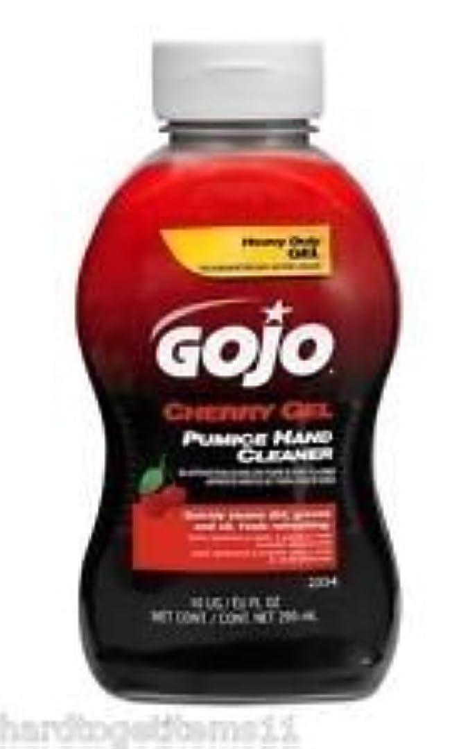 持ってる混沌補足GOJO Hand Cleaner Heavy Duty 10オンスボトル