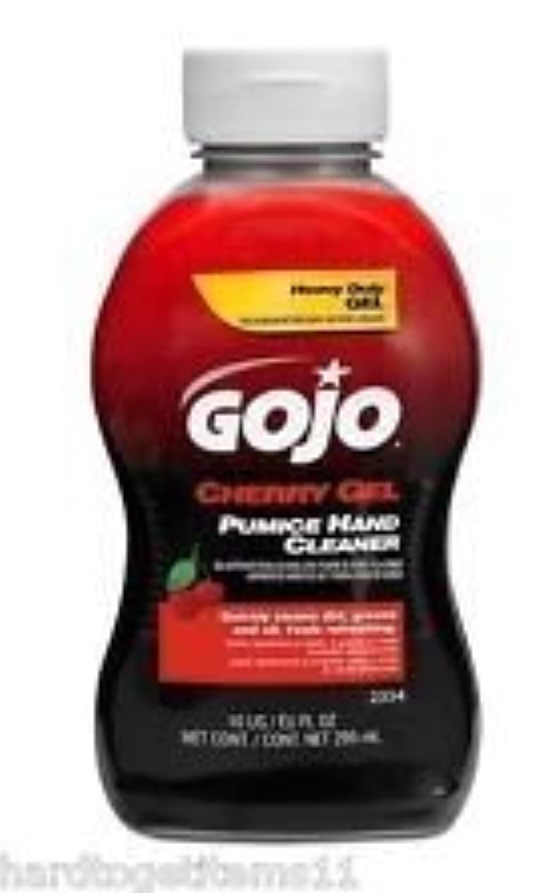GOJO Hand Cleaner Heavy Duty 10オンスボトル