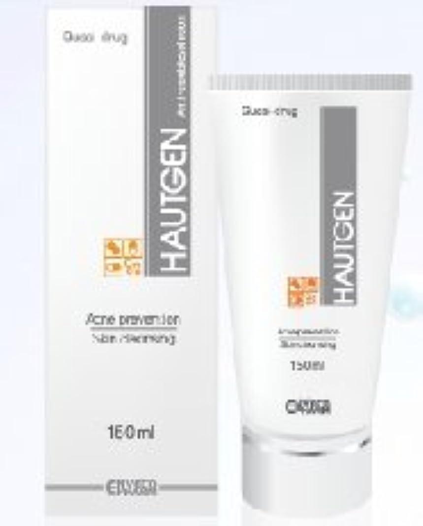 ?ニキビ予防 + 皮膚清潔を同時に?HAUTGEN ハウトゲン フォーム クリーム 150ml. Hautgen Foam Cream 150m.
