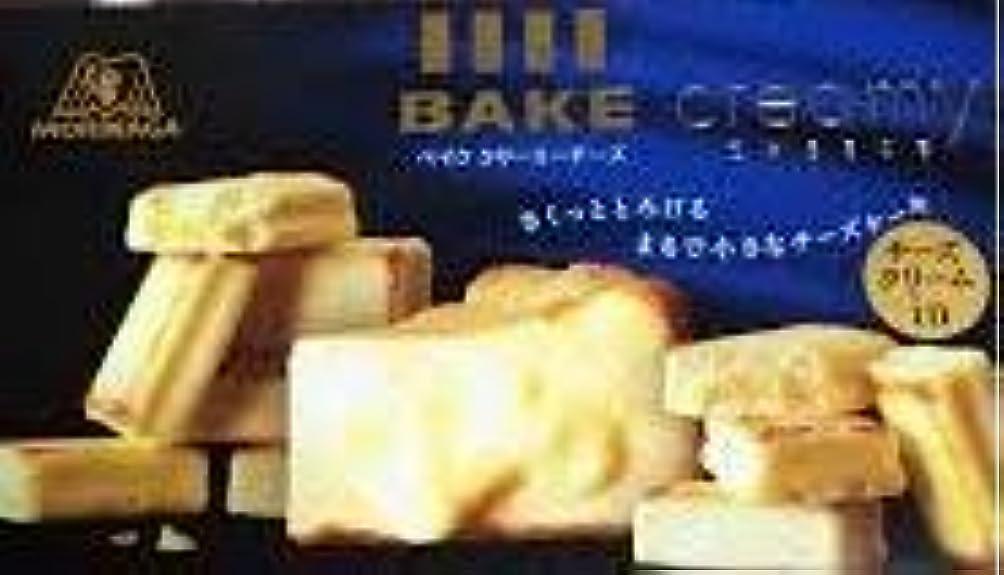 ハイランドシニス高める森永 ベイククリーミーチーズC 10粒×10個