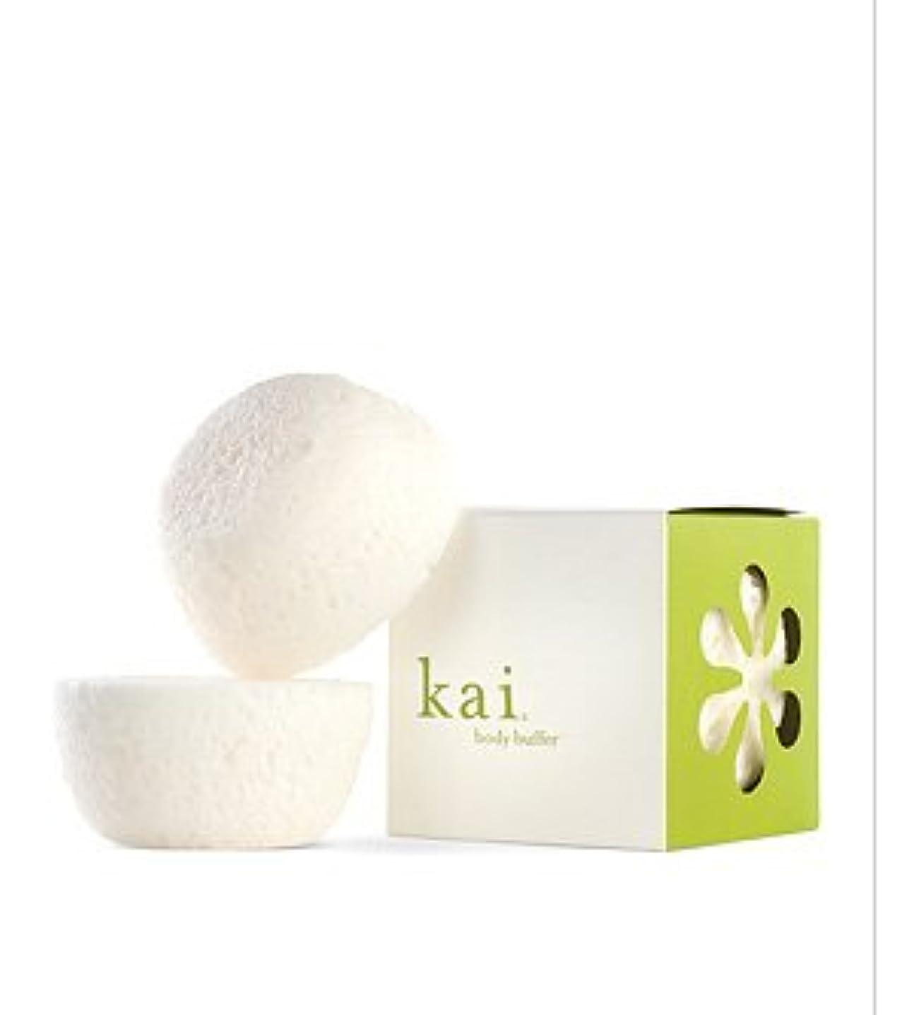 完璧な消毒剤保証〈海外直送品〉Kai Body Buffer (カイ ボディーバッファー) 2.75 oz (82.5ml) x 2 for Women