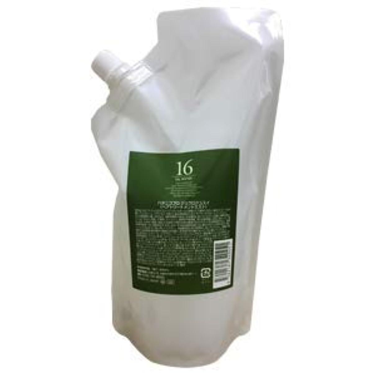 圧縮幻想固有のハホニコ 十六油水 (16油水 ジュウロクユスイ) 500mL 詰替え用