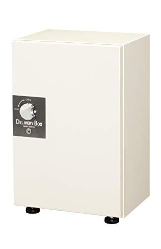 RoomClip商品情報 - 日東工業 宅配ボックス NTB30-46C 塗装色/色彩:ミルキーホワイト塗装(2.5Y9/1) 奥行30×高さ60×幅40cm