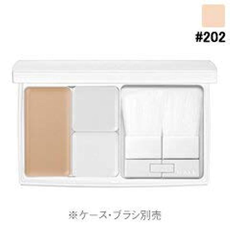 移行会計士スイッチ【RMK (ルミコ)】3Dフィニッシュヌード F (レフィル) ファンデーションカラー #202 3g