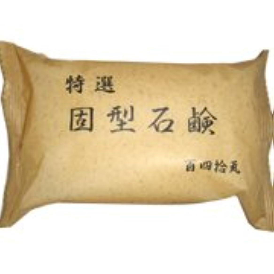 彫刻クラフト全体に特選 固型石鹸 140g    エスケー石鹸
