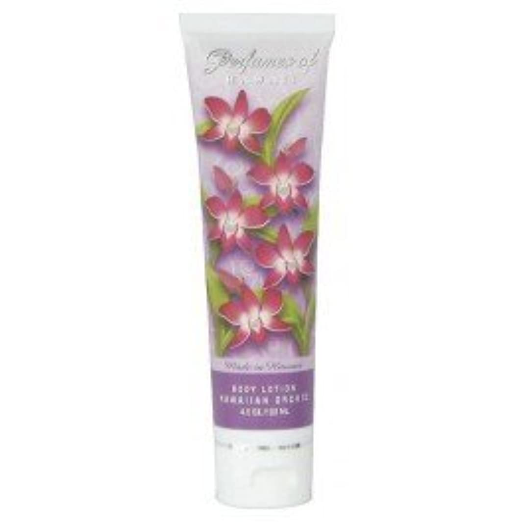 海軍防衛未知のPerfumes of Hawaii Body Lotion 4 oz. Orchid by Perfumes of Hawaii
