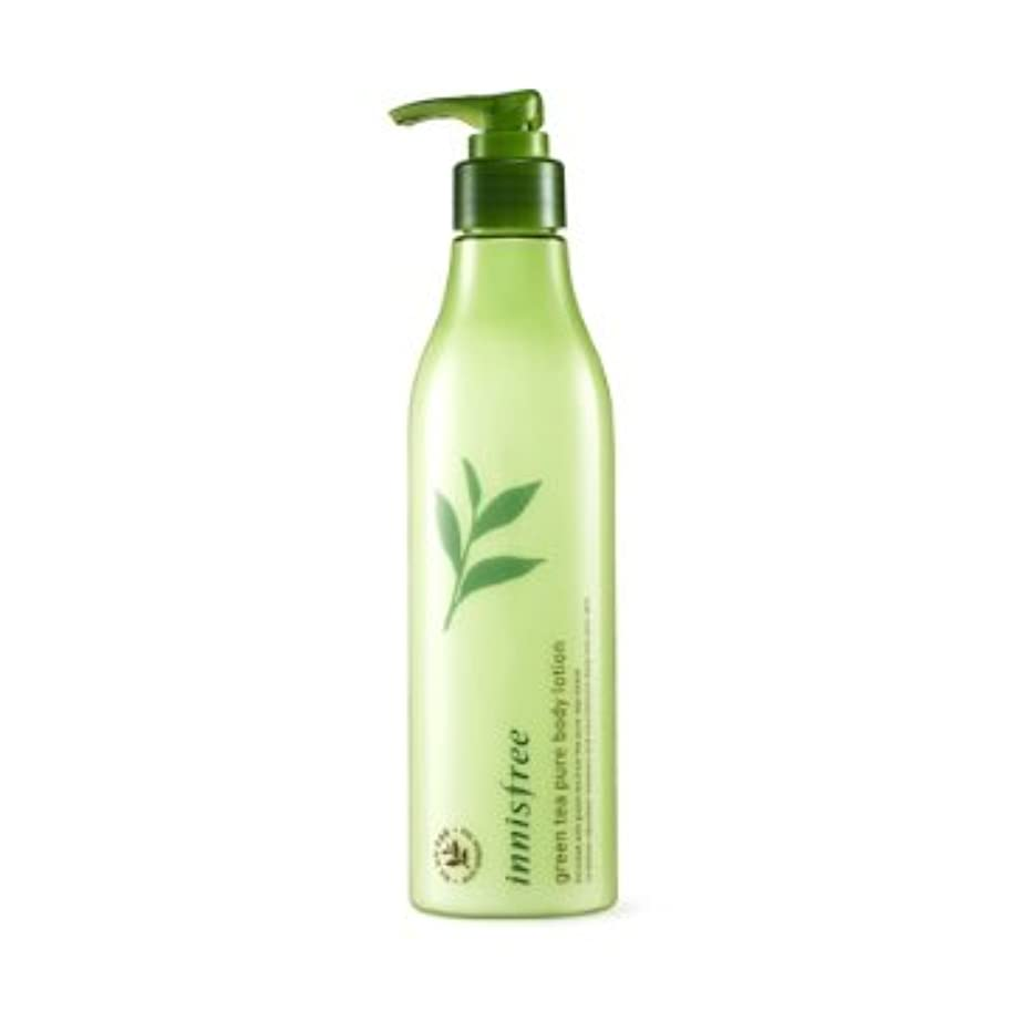 ポーター砦また【イニスフリー】Innisfree green tea pure body lotion - 300ml (韓国直送品) (SHOPPINGINSTAGRAM)