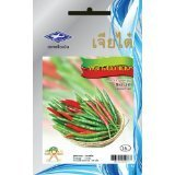 Bird Chilli (104 Seeds) Seeds - 1 Package From Chai Tai, Thailand by Chai Tai