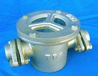 ステンレス製砂取器『TB式砂取器』SCF−25