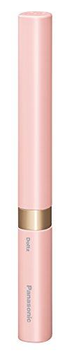 パナソニック 電動歯ブラシ ポケットドルツ 極細毛タイプ ペールピンク EW-DS42-PP