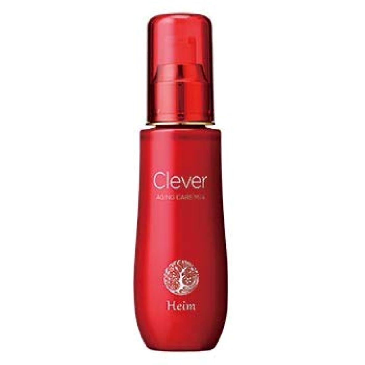 アウター香り見つけるハイム化粧品/クレヴァー エイジングケアミルク