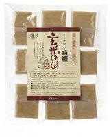 オーサワジャパン オーサワの有機玄米もち(個包装) 330g 6個セット