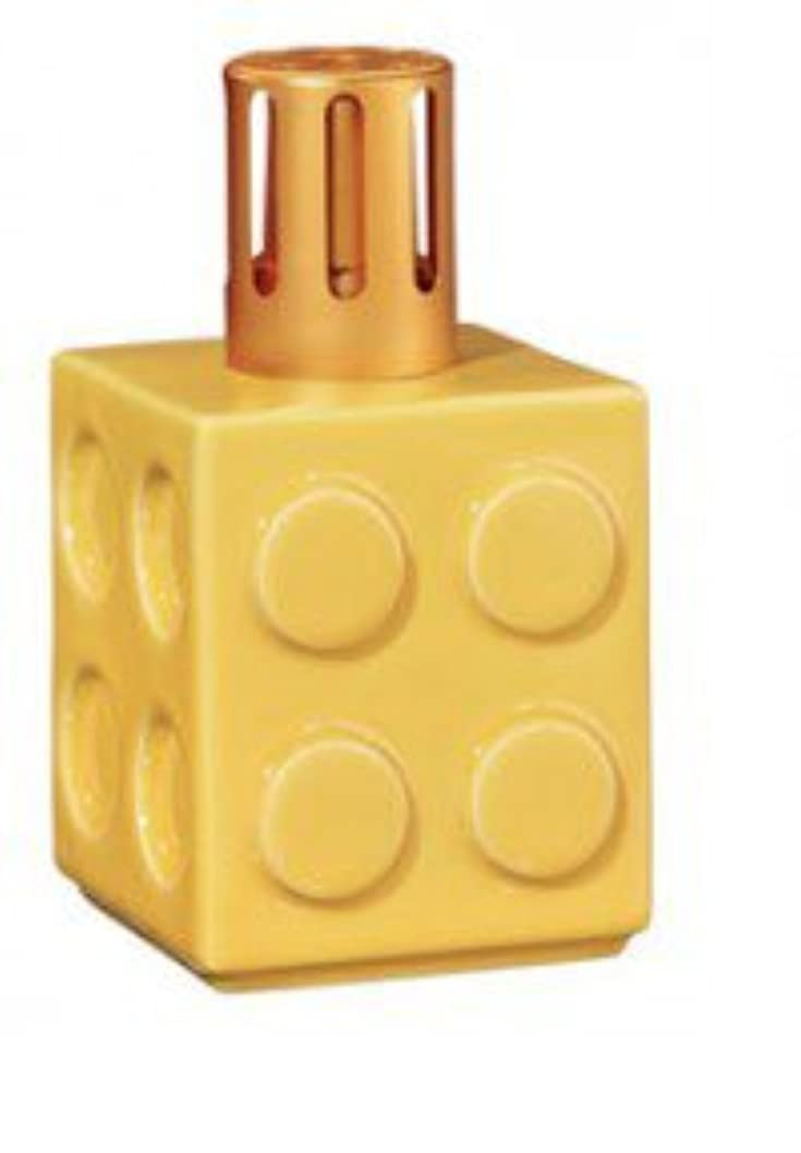 わざわざジャンク優しさランプベルジェ?ランプ Play Berger Yellow