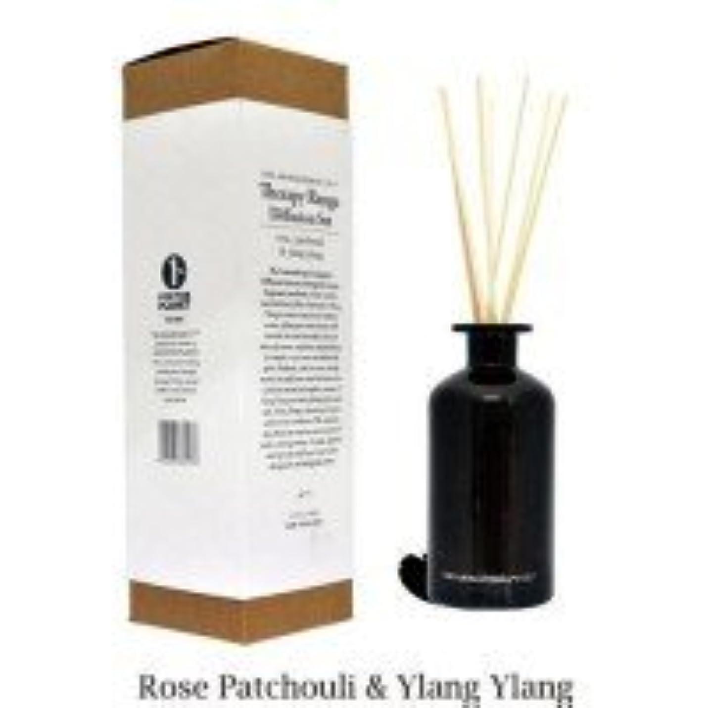Therapy Range セラピーレンジ メディシンボトル ディフュージョンスティック 250ml ローズ 、パチュリ&イランイラン Rose Patchouli & Ylang Ylang アロマセラピーカンパニー