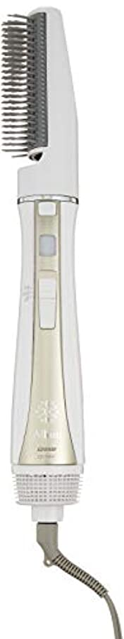 元気改修ナプキンIZUMI 泉精器 Allureシリーズ マイナスイオンカーリングドライヤー CD-TM47 N?ゴールド