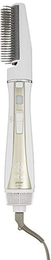 メカニックブルジョン診療所IZUMI 泉精器 Allureシリーズ マイナスイオンカーリングドライヤー CD-TM47 N?ゴールド