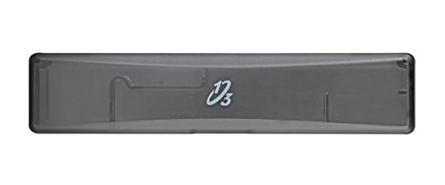 に対処する大人手術歯ブラシ携帯ケース ワンサード ヘッド交換式歯ブラシ専用 ブラック