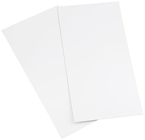 RoomClip商品情報 - シンワ測定 スチールシート 粘着剤付き 2枚入 200×100×0.2mm 72200