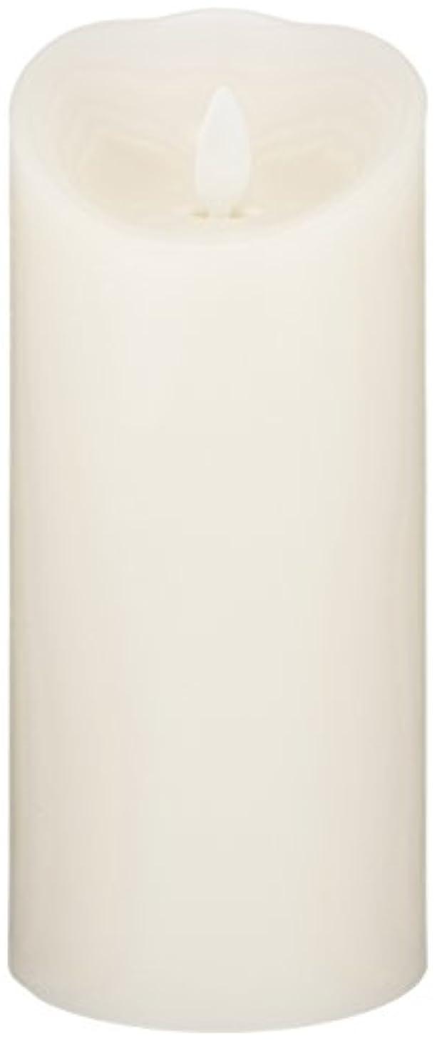 寮シロクマ謙虚LUMINARA(ルミナラ)ピラー3×6【ギフトボックス付き】 「 アイボリー 」 03070020BIV