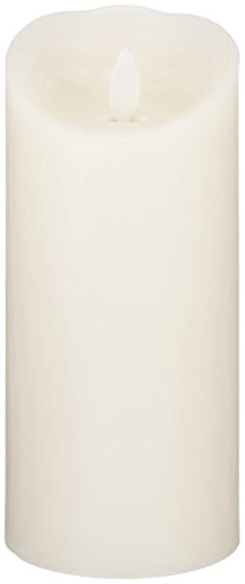 LUMINARA(ルミナラ)ピラー3×6【ギフトボックス付き】 「 アイボリー 」 03070020BIV