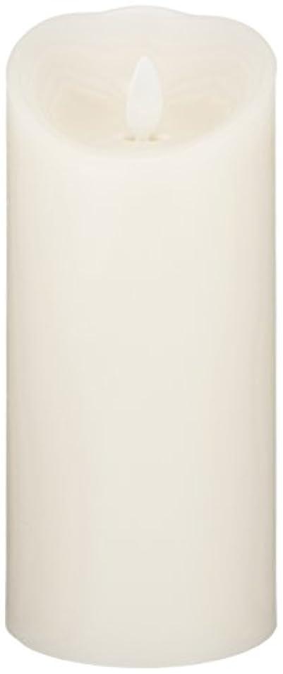 範囲彫る幻滅LUMINARA(ルミナラ)ピラー3×6【ギフトボックス付き】 「 アイボリー 」 03070020BIV