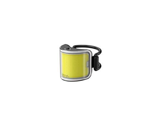 KNOG(ノグ) リルコバー [LIL' COBBER] LEDフロントライト 110ルーメン 330°広角カーブ形状 【日本正規品/2年間保証】