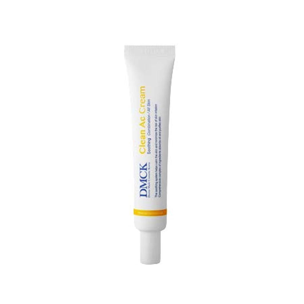 刺すドットユーザー[DMCK] クリーンアーククリーム 30g / CLEAN AC CREAM 30g [並行輸入品]