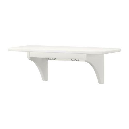 RoomClip商品情報 - IKEA(イケア) STENSTORP 60 cm 70176816 ウォールシェルフ、ホワイト