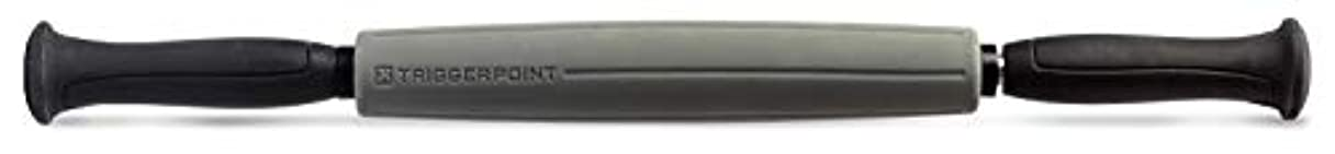 マラソン宝石なぞらえるTriggerPoint Performance STK Sleek Massage Stick for Muscle Relief, 46cm