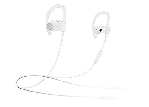 Beats by Dr.Dre ワイヤレスイヤホン PowerBeats3 密閉型 Bluetooth対応 カナル型 耐汗 防沫 ホワイト ML8W...