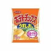 コイケヤ ポテトチップス うすしお味 M 60g
