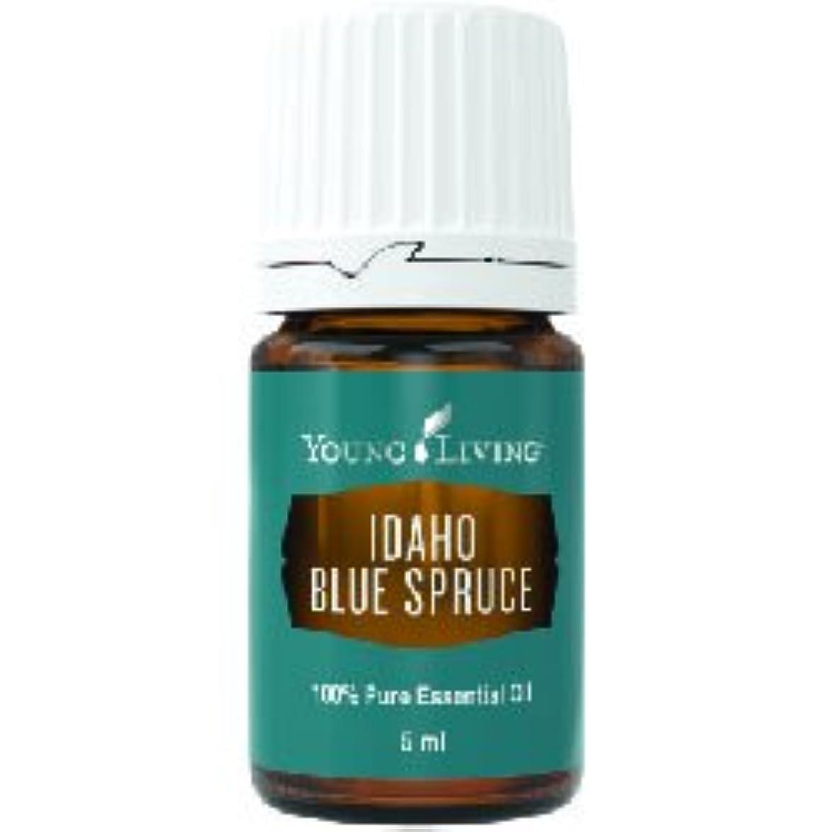 明るいクスコ傾斜アイダホブルースプルースエッセンシャルオイル5ml by Young Livingエッセンシャルオイルマレーシア Idaho Blue Spruce Essential Oil 5ml by Young Living Essential...