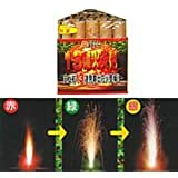 3種類の炎が13回出現する様は、まさに圧巻13連火炎砲