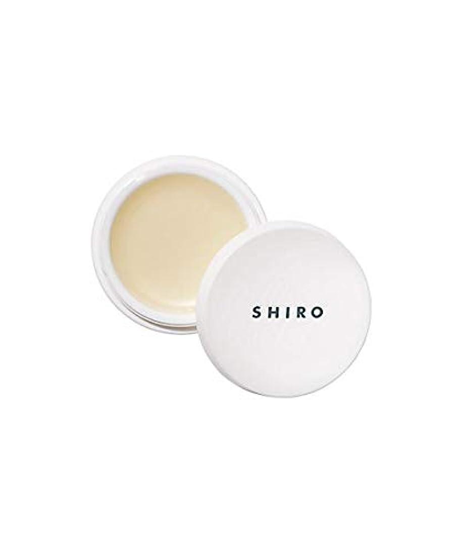 新しい意味粘性のさせるshiro white tea ホワイトティー 練り香水 12g