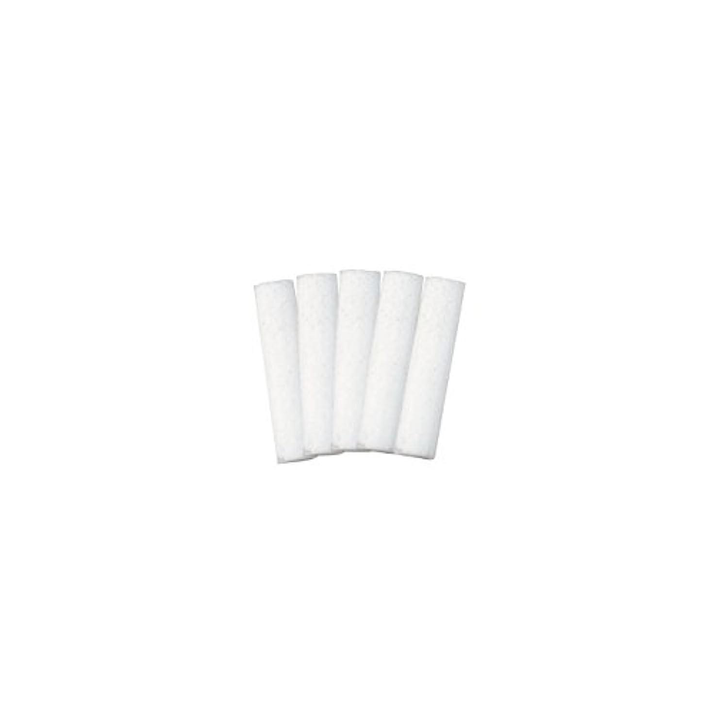 寛容なスマート賢い生活の木 アロマネックレス 替え芯 5本 (アロマペンダント 替え芯) (13-509-5020)