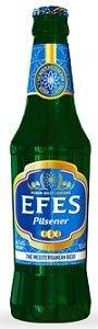 EFES PILSENER BEER(エフエス) 330ml×24本