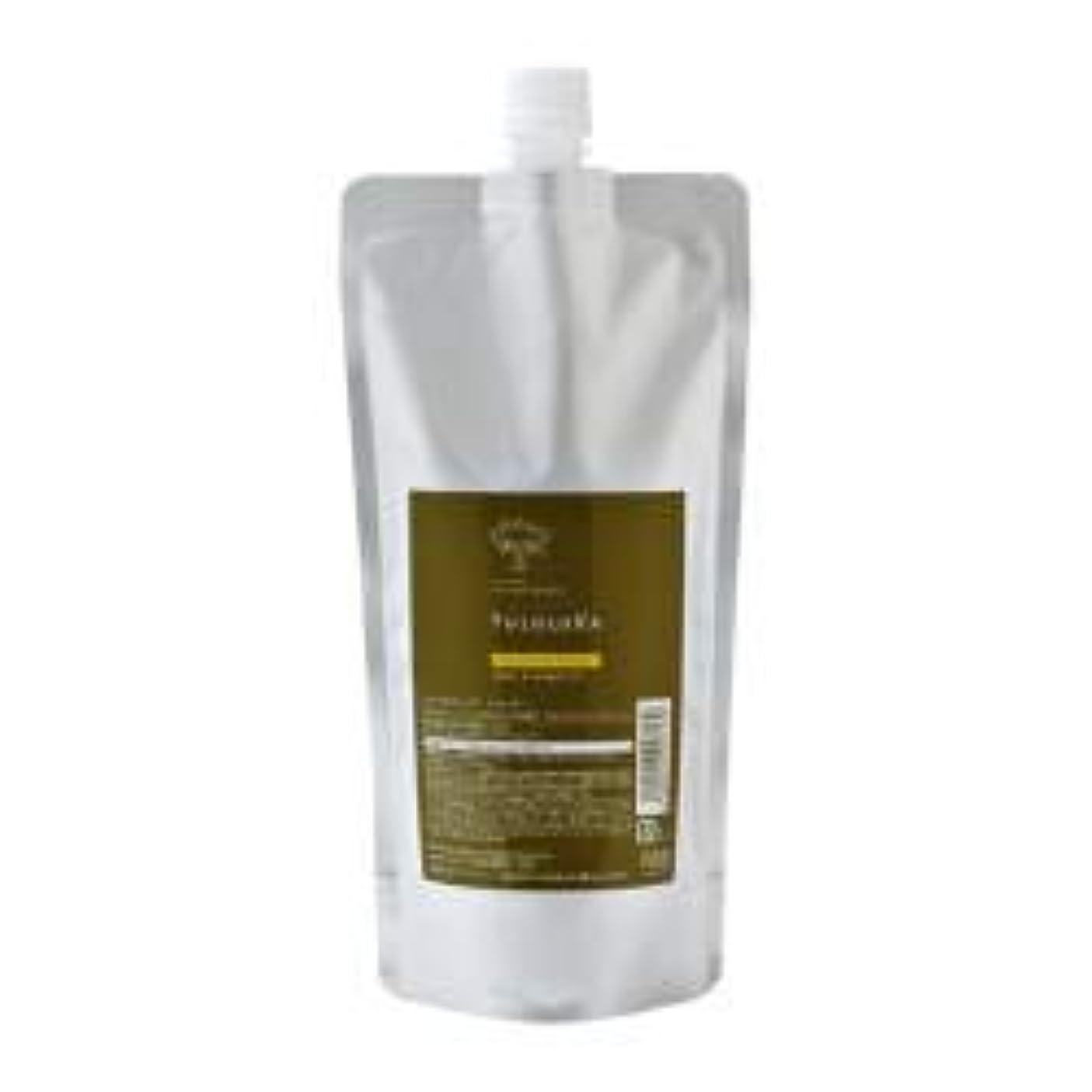 保全すり減るラジウムユルルカ シトラスクレンズ シャンプー詰替用(500mL)