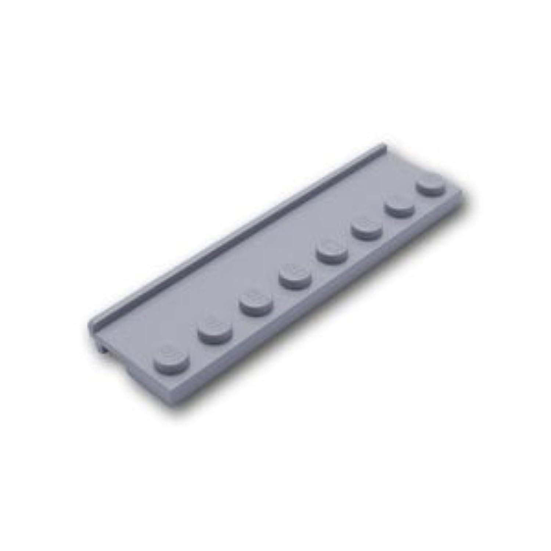 レゴブロックパーツ プレート 2 x 8 ドアレール:[Light Bluish Gray / グレー]【並行輸入品】
