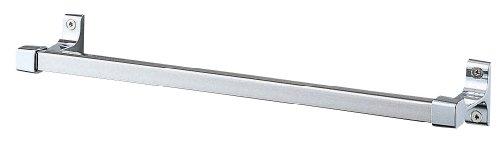 三栄水栓 【タオル掛け】角 長さ365mm W51-365
