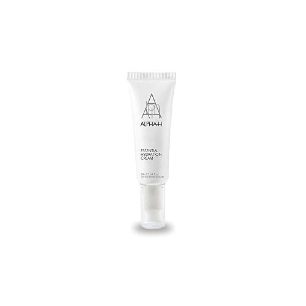 法律前文公爵夫人アルファ必須水和クリーム(50)中 x4 - Alpha-H Essential Hydration Cream (50ml) (Pack of 4) [並行輸入品]