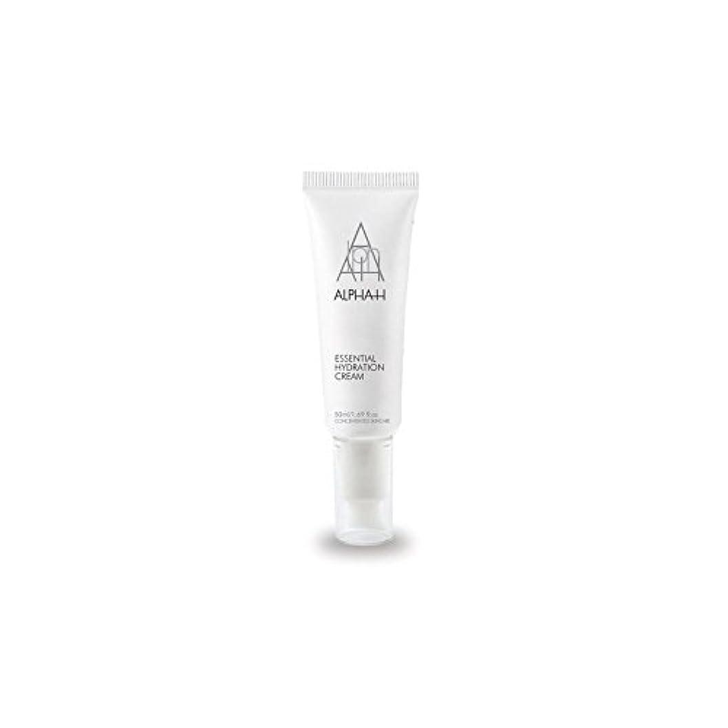 返還凶暴なゴムアルファ必須水和クリーム(50)中 x4 - Alpha-H Essential Hydration Cream (50ml) (Pack of 4) [並行輸入品]