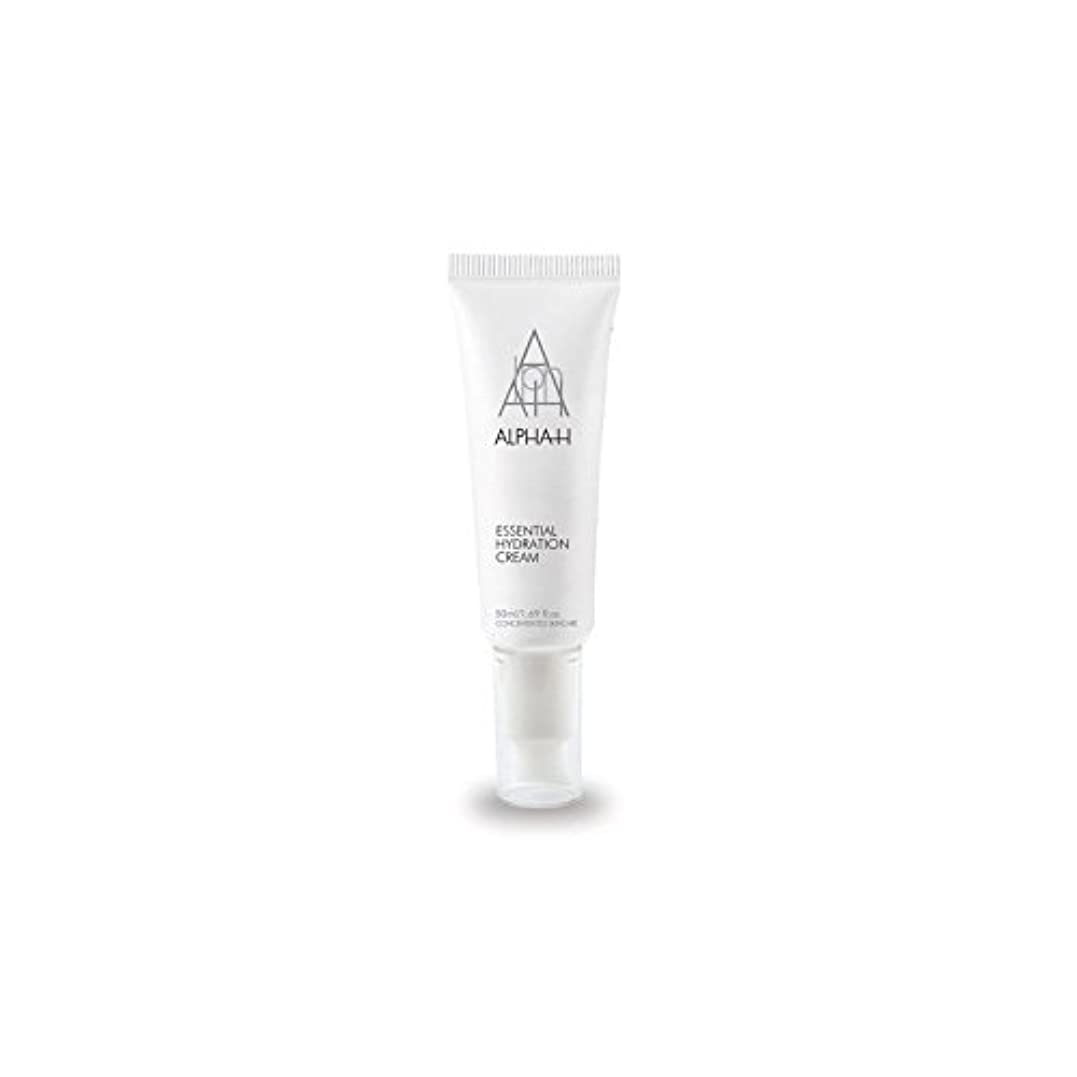 学期誰の記者Alpha-H Essential Hydration Cream (50ml) (Pack of 6) - アルファ必須水和クリーム(50)中 x6 [並行輸入品]